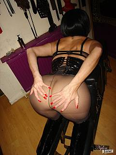 Pleasures of the torture chamber femdom