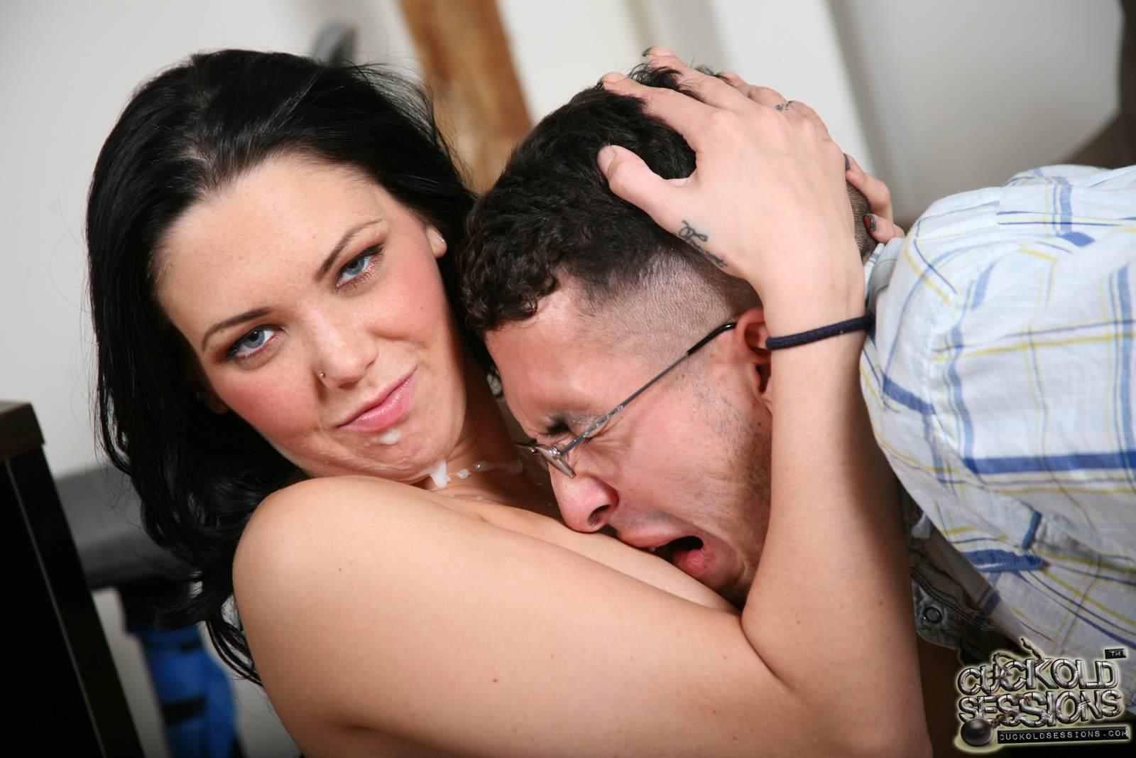 Секс на приеме у психолога 7 фотография
