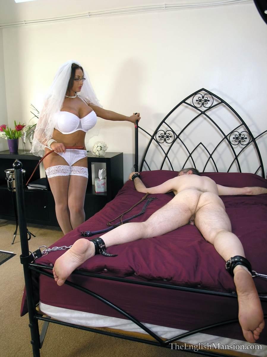Страпон невеста