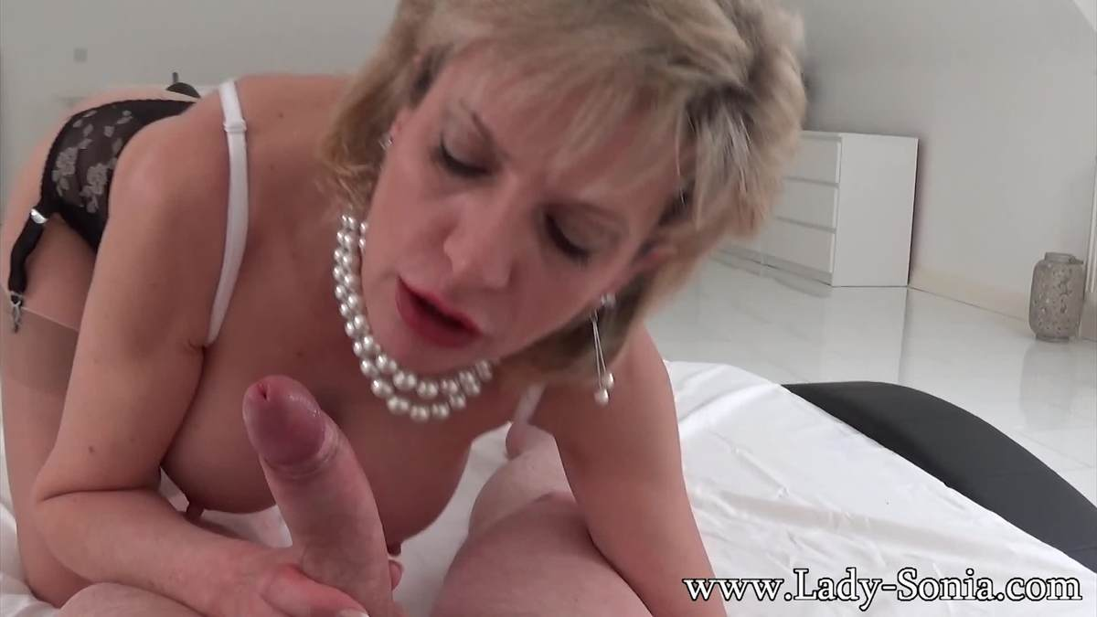 Picture #8 of Experienced MILF whore is going to use her erotic charms to make you hard, tease your penis but deny every possible orgasm