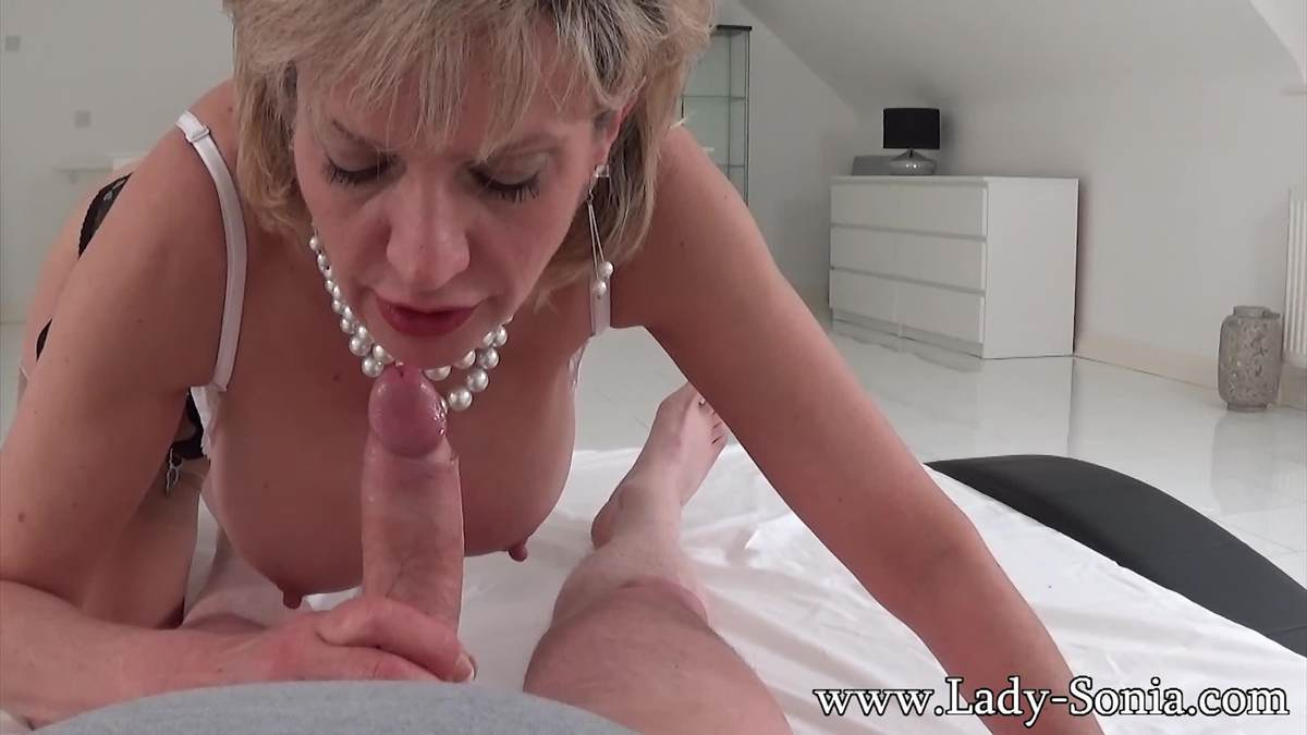 Picture #11 of Experienced MILF whore is going to use her erotic charms to make you hard, tease your penis but deny every possible orgasm