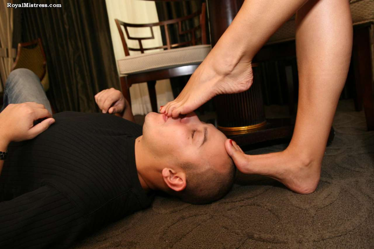Picture #10 of That man knows for sure that bare female feet smell nice and taste amazing