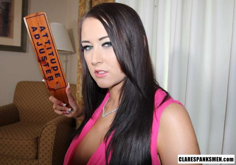 Picture #12 of Good old wooden paddle is the best thing ever invented for women to educate naughty men