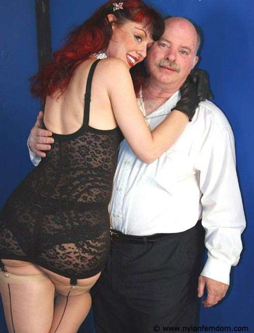Picture #3 of Sexy redhead loves to feel a man underneath her ass: trembling and in anticipation of punishments
