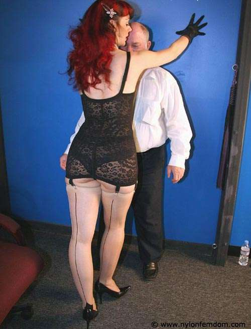 Picture #4 of Sexy redhead loves to feel a man underneath her ass: trembling and in anticipation of punishments