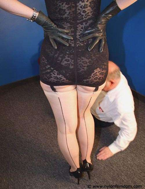 Picture #8 of Sexy redhead loves to feel a man underneath her ass: trembling and in anticipation of punishments